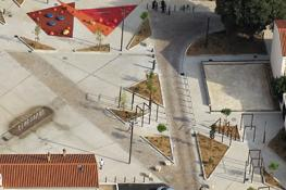 Travaux de consolidation du pavage du boulevard Herriot